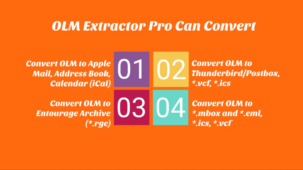 Convert Outlook 2011 to Apple Mail