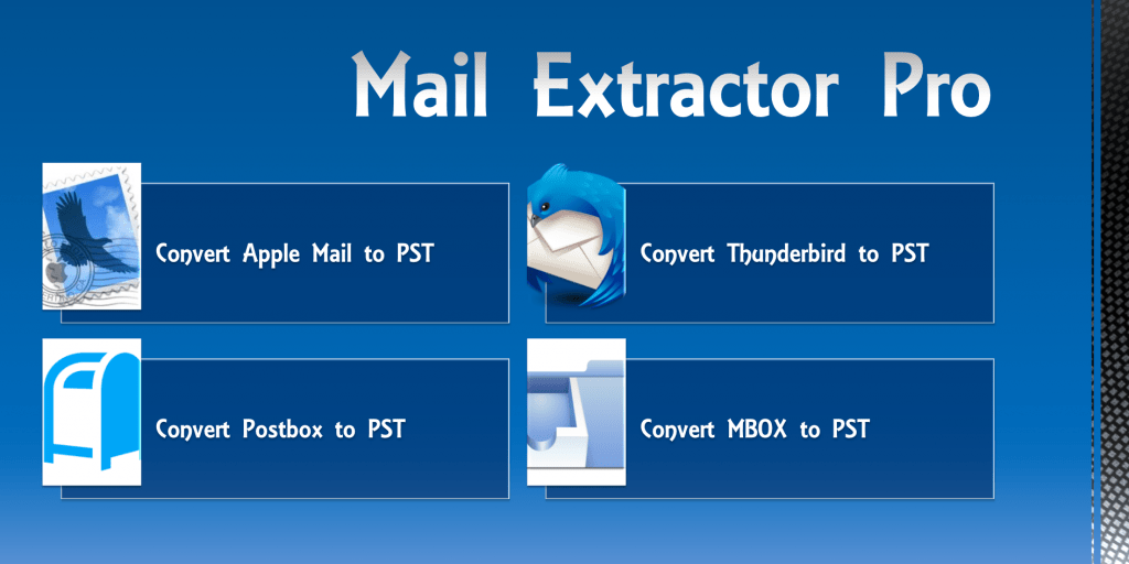 Thunderbird email export to Outlook