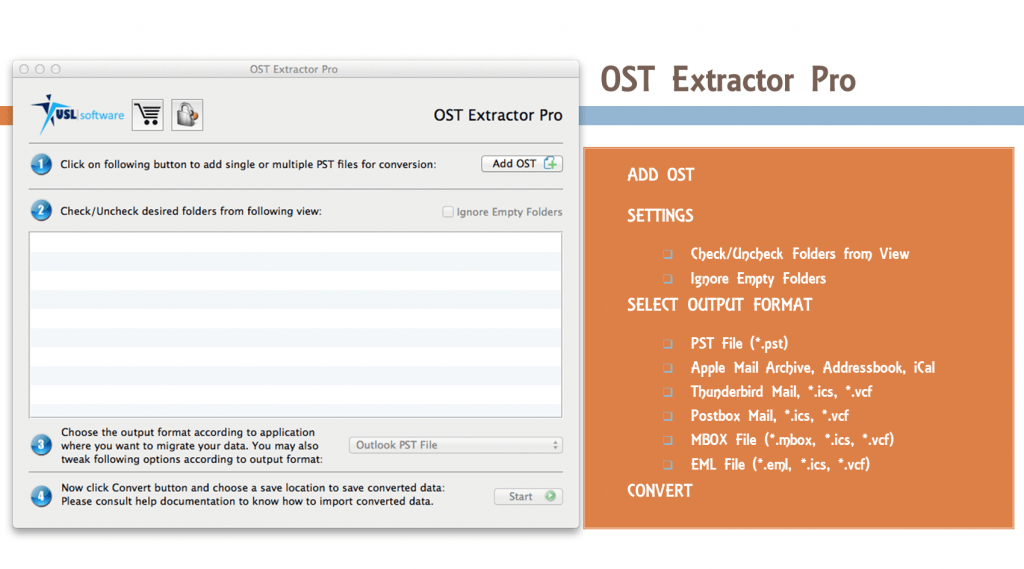 ost to pst export